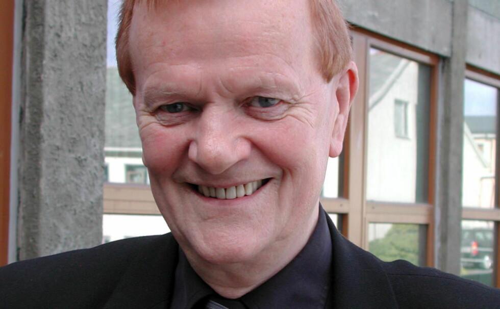 IKKE FORNØYD: Tidligere ordfører i Kristiansund, Dagfinn Ripnes. Foto: Kjell Herskedal / SCANPIX