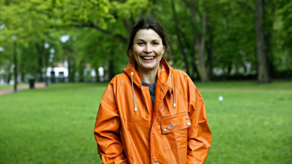 GLAD: Den norske skuespilleren Lisa Loven Kongsli jubler etter at filmen «Turist», der hun selv har en av hovedrollene, er et skritt nærmere  Oscar-nominasjon. Foto: Jacques Hvistendahl / Dagbladet