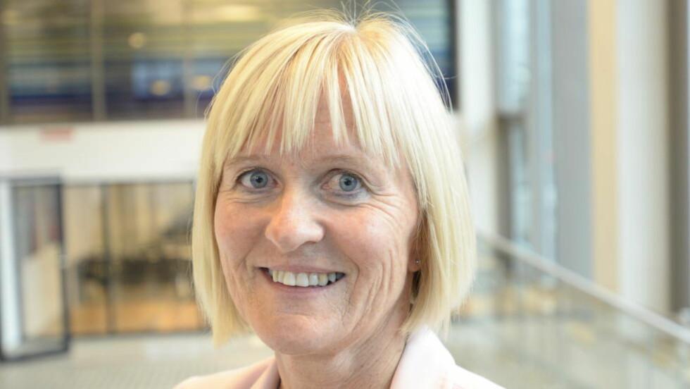 ENIGE:  Leder i Utdanningsforbundet, Ragnhild Lied. Foto: John Terje Pedersen / Dagbladet