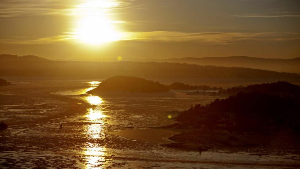 MØRK MORGEN:  Selv om sola har snudd, blir morgenene mørker i den nærmeste tida. Foto: Torbjørn Katborg Grønning / Dagbladet