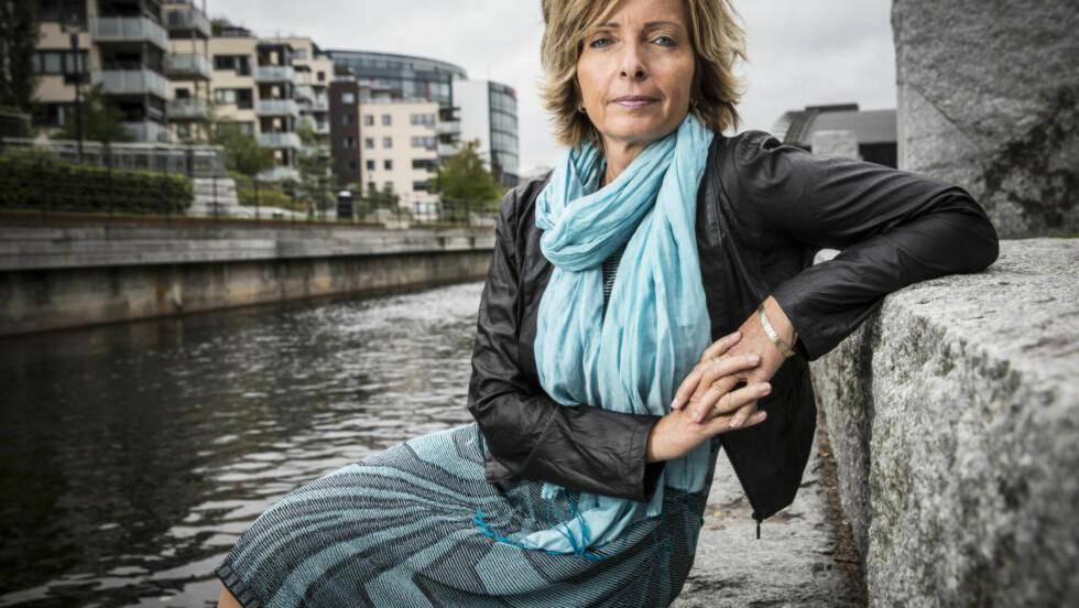KRITISK:Tidligere politiinspektør og leder i Oslo Politi, Hanne Kristin Rohde. er nå sluttet i politiet. Foto: Lars Eivind Bones / Dagbladet