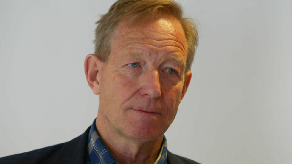 GÅTT BORT: Den svenske dopingjegeren Bengt Saltin er død, 79 år gammel. Foto: Morten Holm / SCANPIX.