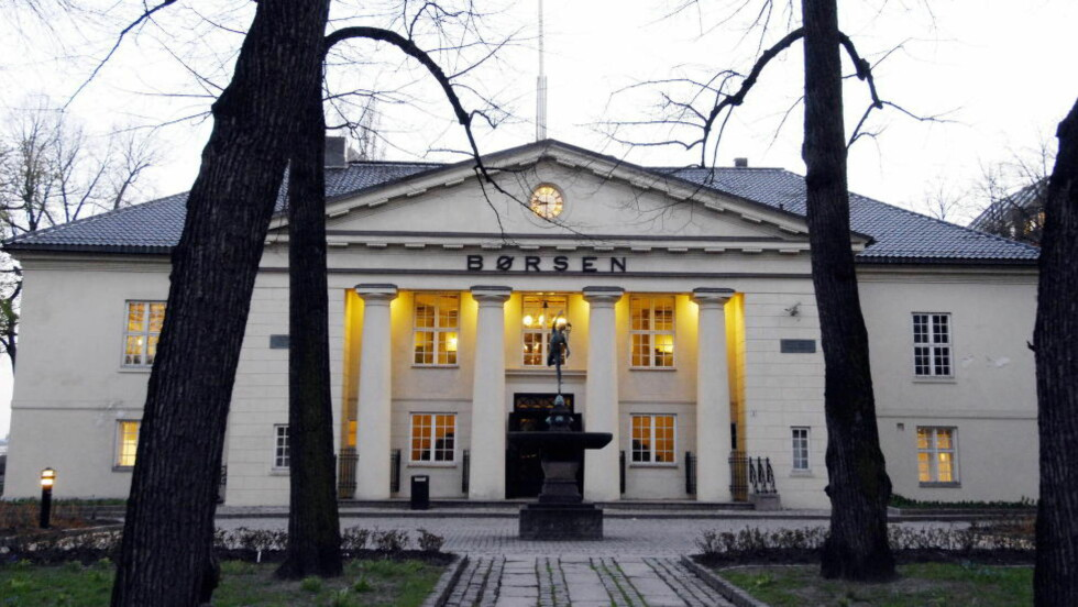 Oslo Børs: Formuer skapes og tapes. Foto: John T.. Pedersen/Dagbladet