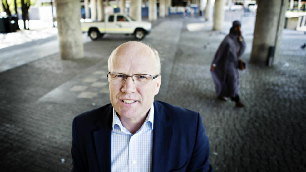 VIL INFORMERE: Hårek Elvenes (H) mener det er viktig at kommunene får vite hvem Syria-krigerne er. Bare slik kan de følges opp skikkelig der de bor. Foto: Nina Hansen / Dagbladet
