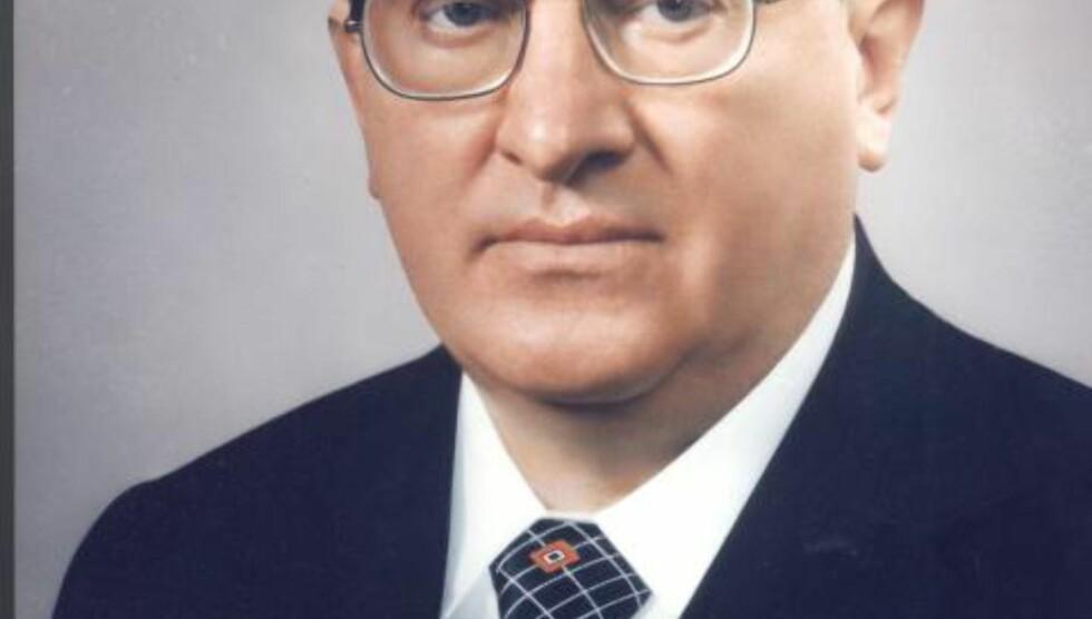 GA ORDRE:  I 1978 ga den mektige og fryktede KGB-sjefen, Jurij Andropov, ordre om at norske politikere og Nobelkomiteen skulle presses.  Foto: NOVOSTI/NTB SCANPIX
