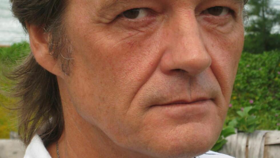 FAST I BRASIL:  Arvid Birkland  er fortsatt anklaget for kriminalitet i Brasil - kriminalitet som myndighetene i Brasil hevder har skjedd i Norge. Noe norske myndigheter igjen avviser. Foto: Gunnar Hultgreen / Dagbladet