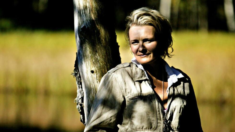 ANGRER: Artisten Eva Dahlgren savnet fokus på musikken da hun deltok i den svenske versjonen av «Hver gang vi møtes». Foto: Jørn H.Moen