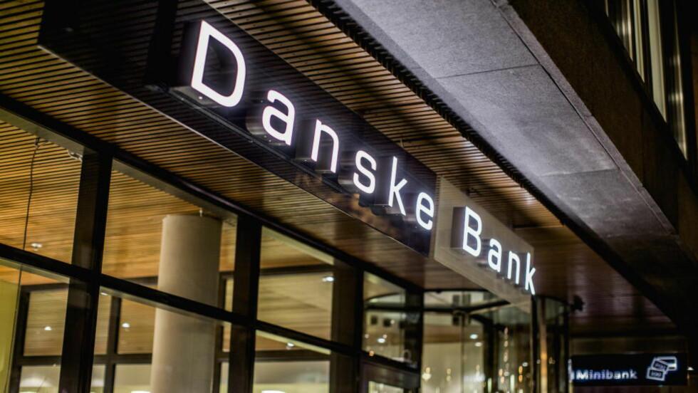 KUTTER: Den Danske Bank følger etter, og kutter renta for eksisterende kunder. Foto: Foto: Stian Lysberg Solum / NTB Scanpix