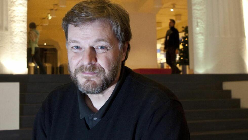 OI, OI, OI: Steinar Madsen i Legemiddelverket sier foreningen flere ganger har advart mot feildosering av methotrexate. FOTO: TORBJØRN BERG / DAGBLADET
