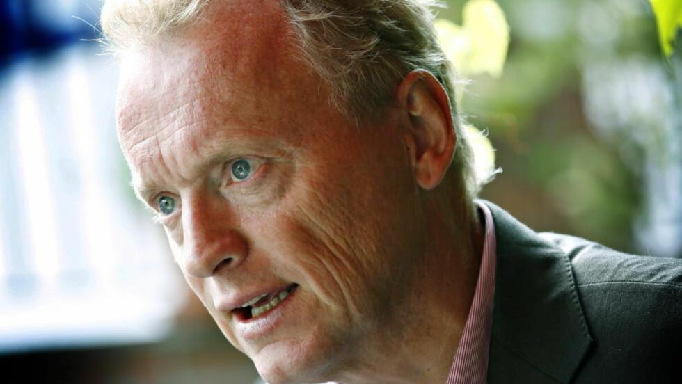 - FORFERDELIG: Raymond Johansen om kommentaren som kom som etter at Housseini ble innstilt som ny AUF-leder. Foto: Jacques Hvistendahl/Dagbladet