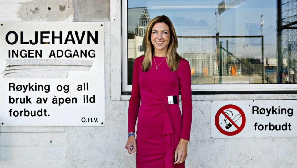 EN LIVSTIL:  Hun har verken bil, mann, barn eller egen leilighet. I stedet har Thina Margrete Saltvedt en jobb som nærmest kan karakteriseres som en livsstil. Foto: NINA HANSEN