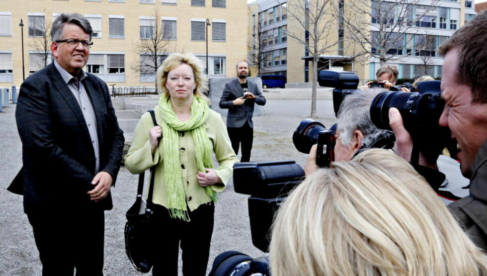 OVERGREPSDØMT: Rune Øygard (55) er gjennom tre rettsinstanser dømt til fengsel for overgrep mot ei jente under 16 år. Han har hele tida hevdet sin uskyld og mener han kan få saken sin gjenopptatt. Nå har han hyra John Christian Elden til jobben. Foto: Jacques Hvistendahl / Dagbladet