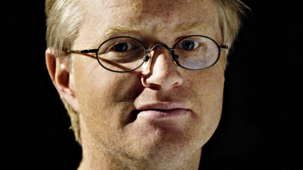 PROFILERT:: Henrik Hellstenius er denne sesongens komponistprofil i Oslo-Filharmonien. Foto: Robert S. Eik