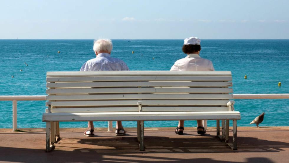 PLANLEGG PENSJONISTTILVÆRELSEN: Det er mange grep du kan ta for å sikre økonomien når du trer inn i pensjonistenes rekker. Foto: COLOURBOX