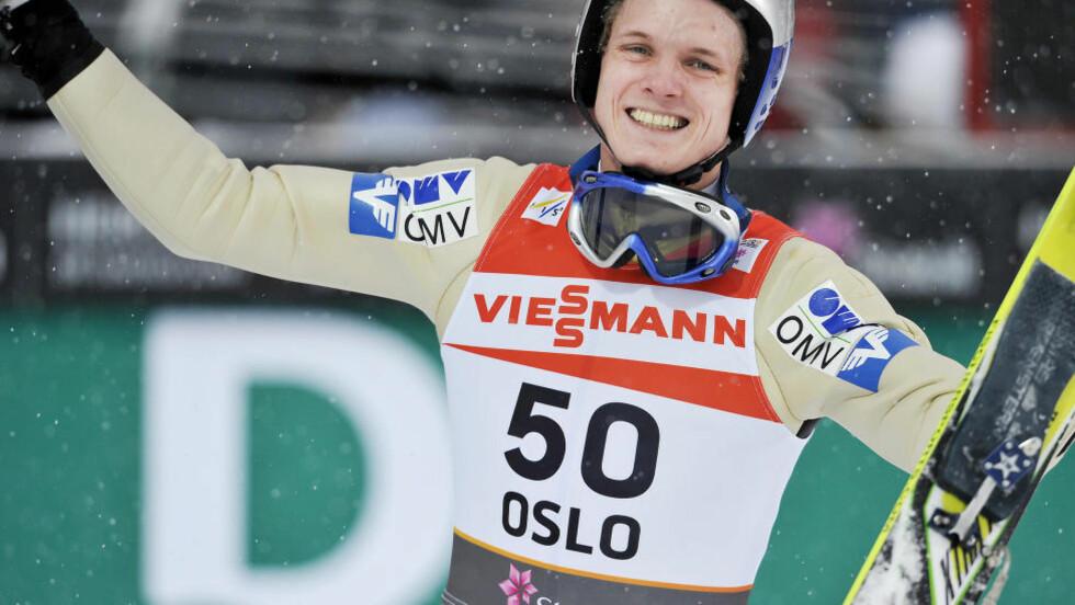 LEGGER OPP: 27-årige Thomas Morgenstern har vunnet nesten alt som er å vinne innen hoppsporten. Foto: Hans A Vedlog