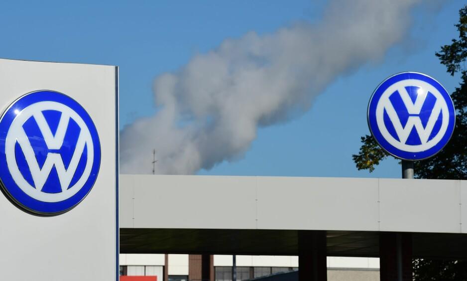 UTSLIPPSKANDALE FÅR ETTERSPILL: Til sammen 11 millioner Volkswagen-biler skal ha vært utstyrt med programvare som gjør at bilene slapp ut mindre avgasser ved testing enn i reell bruk.
