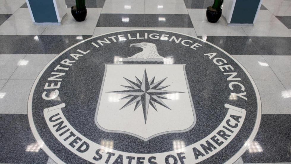 STRENGT: Det er få steder på denne jord som har strengere sikkerhetstiltak enn CIA sitt hovedkvarter i Langley, Virginia. Det har også de ansatte ved Starbucks-kaféen på Langley merket seg. Foto: SAUL LOEB/AFP/SCANPIX