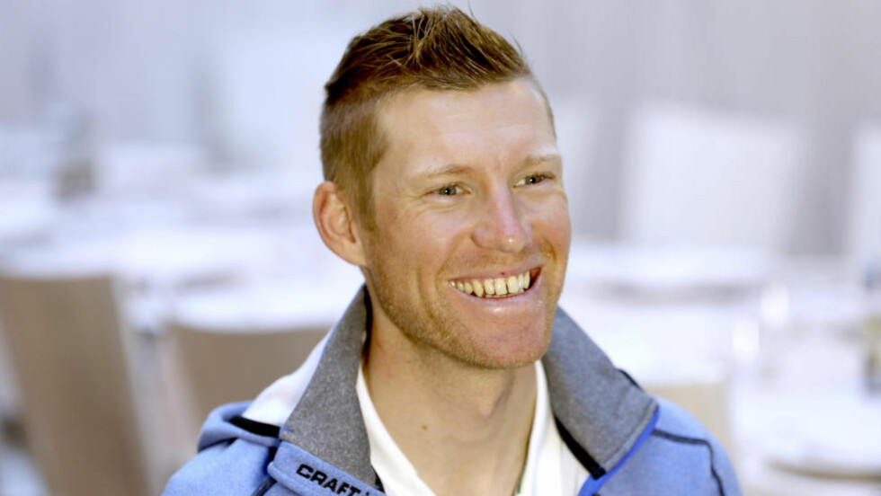 DRØMMEOVERGANG: Lars Petter Nordhaug skifter fra Belkin Procycling til Team Sky neste sesong. Foto: Vidar Ruud / NTB scanpix