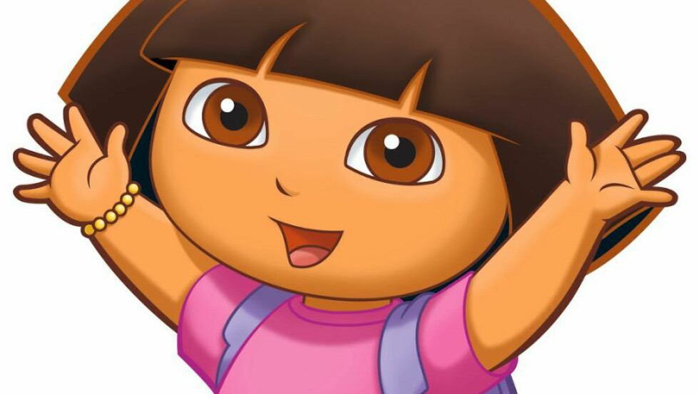 FORSVINNER: Den populære tv-serien «Dora Utforskeren» er blant Netflix' innhold som forsvinner med den nye distribusjonsavtalen. Foto: Viaplay