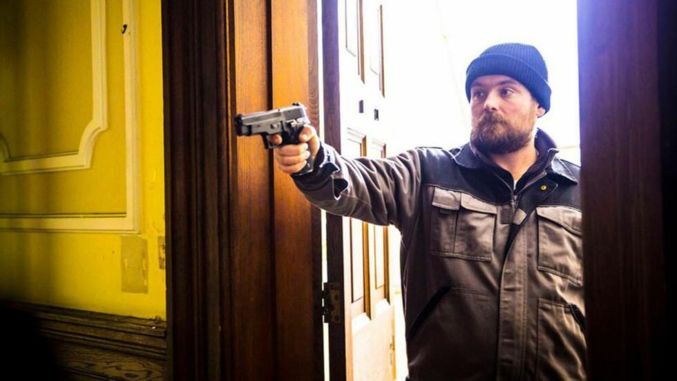 NYINNSPILLING: HBO har to nyinnspillinger av engelske serier på gang - dette bildet er fra britiske «Utopia», som David Fincher etter planen skal gjenskape i amerikansk drakt. FOTO: CHANNEL 4