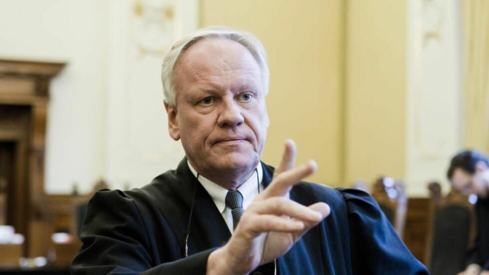 TILBAKE I MANESJEN:  Nå har Sigurd Klomsæt fått tilbake advokatbevillingen. Her fra Høyesterett i februar 2012. Foto: Berit Roald, NTB Scanpix.