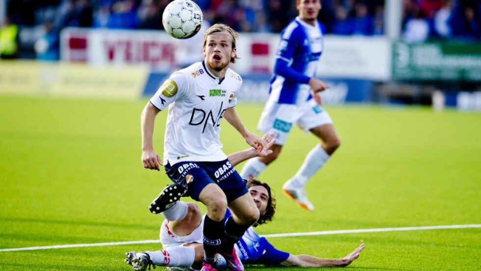 UAVGJORT: Det endte med poengdeling og 0-0 da Sarpsborg og Strømsgodset møttes i ettermiddag. Foto: Jon Olav Nesvold / NTB scanpix