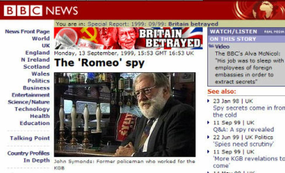 BBC september 1999.