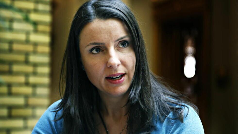VIL FJERNE FRIST: Sp-politiker Jenny Klinge vil fjerne foreldelsesfristen for mordbrann. Foto: Jacques Hvistendahl / Dagbladet