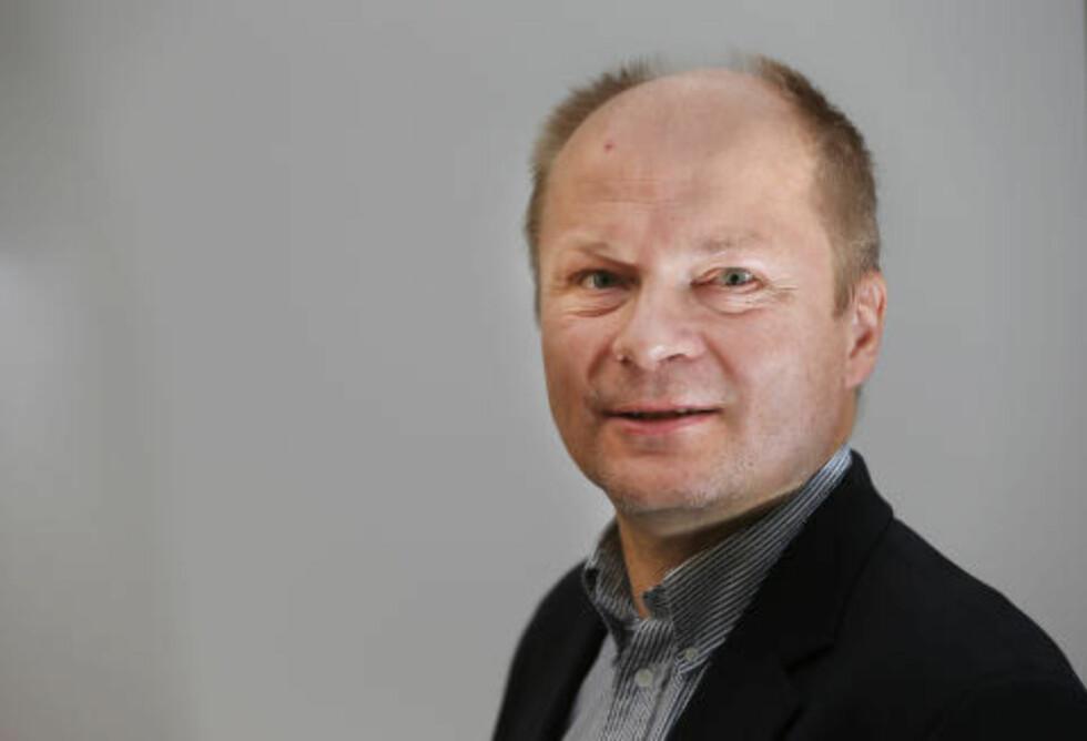 URIMELIG: Statssekretær i Miljøverndepartementet Lars Andreas Lunde (H), mener det er urimelig å sammenligne ulvebestanden i Norge med våre naboer i Skandinavia. Foto: Lise Åserud / NTB scanpix