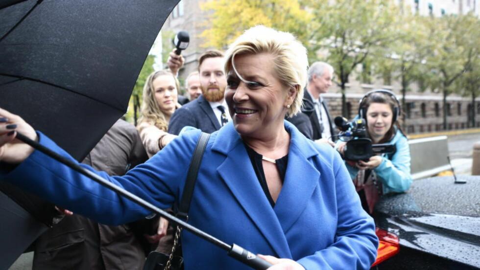 GIR SKATTELETTER:   Foto: Nina Hansen / Dagbladet