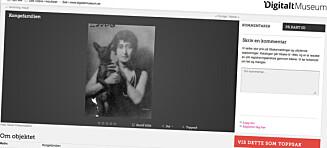 Saksøker museer for tyveri av dronningbilder