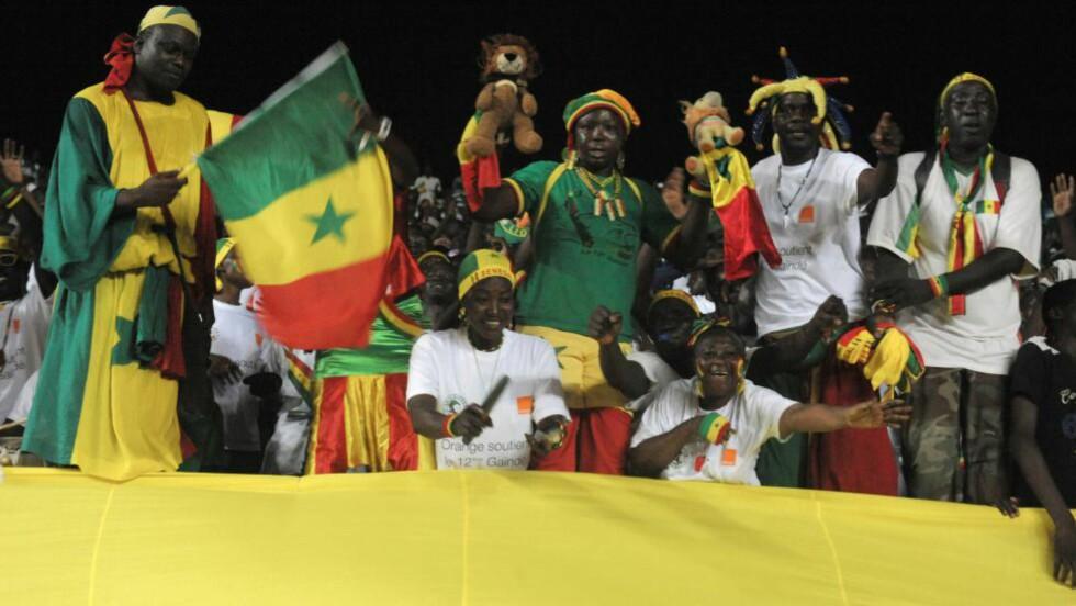 NEKTES: Arrangørlandet Marokko vil utsette afrikamesterskapet i januar på grunn av det dødelige ebolaviruset, men Det afrikanske fotballforbundet (CAF) har ingen planer om å etterkomme ønsket. Foto: AFP PHOTO / SEYLLOU / NTB SCANPIX