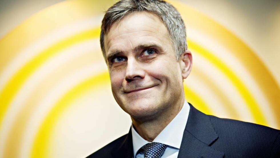 NY JOBB: Konsernsjef i Statoil, Helge Lund, slutter for å gå til British Gas. Foto: Nina Hansen / Dagbladet