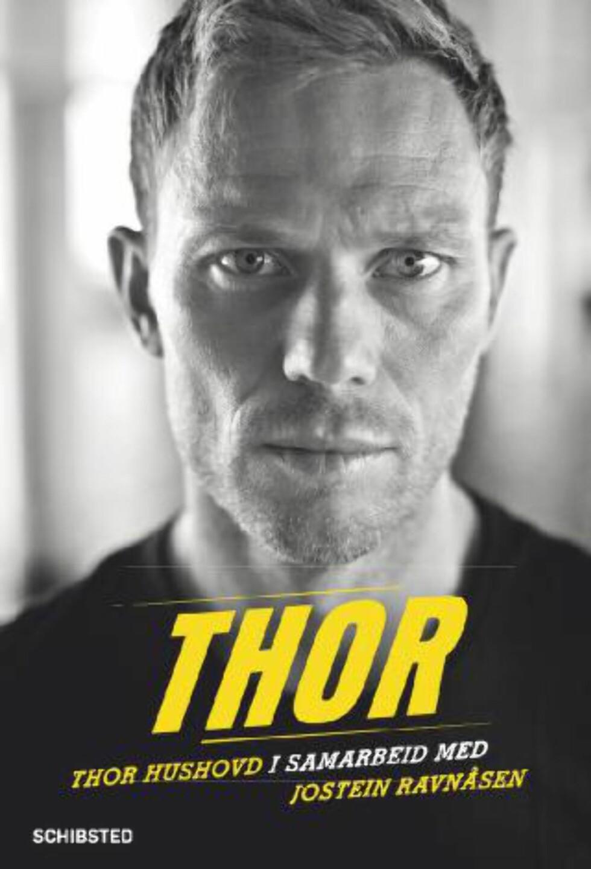 NY BOK: Thor Hushovds selvbiografi kommer til salgs i morgen.