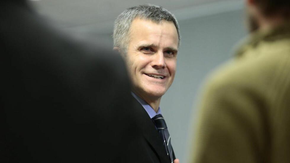GODT BETALT: Helge Lund kan tjene store penger når han nå slutter som konsernsjef i Statoil for å lede britske BG Group. Foto: Bjørn Langsem / Dagbladet