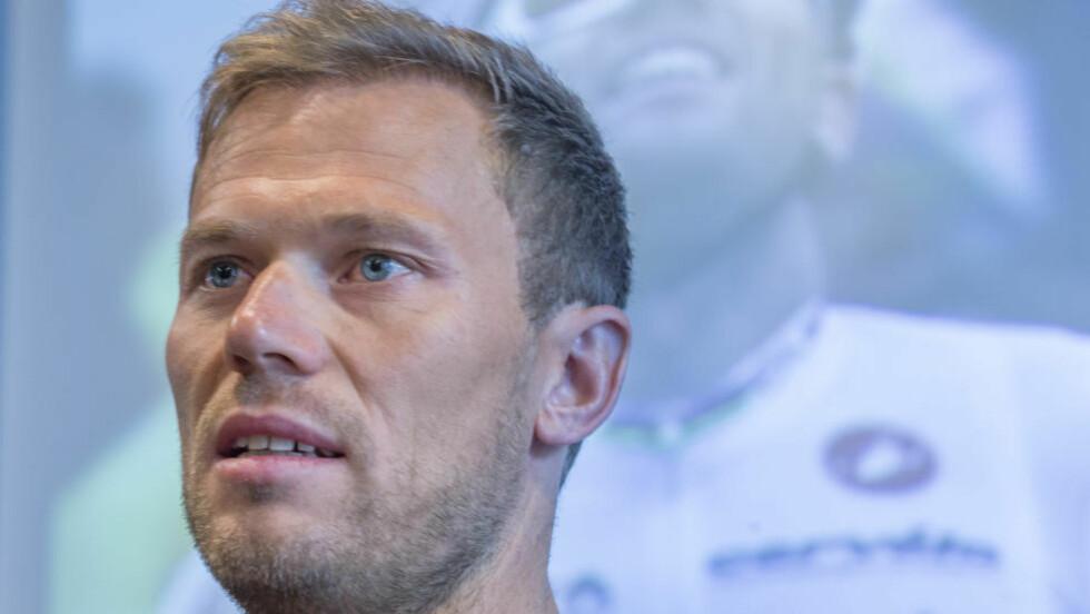 FÅR KJEFT: Syklist Thor Hushovd får kjeft for at han ikke snakket ut om dopingen til Lance Armstrong. Foto: Terje Bendiksby / NTB scanpix
