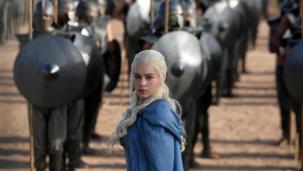 TILGJENGELIG FOR AMERIKANSKE STREAMINGKUNDER: Game of Thrones kan snart streames i USA uten at man har kjøpt et vanlig kabelabonnement hos HBO.  Foto: NTB SCANPIX