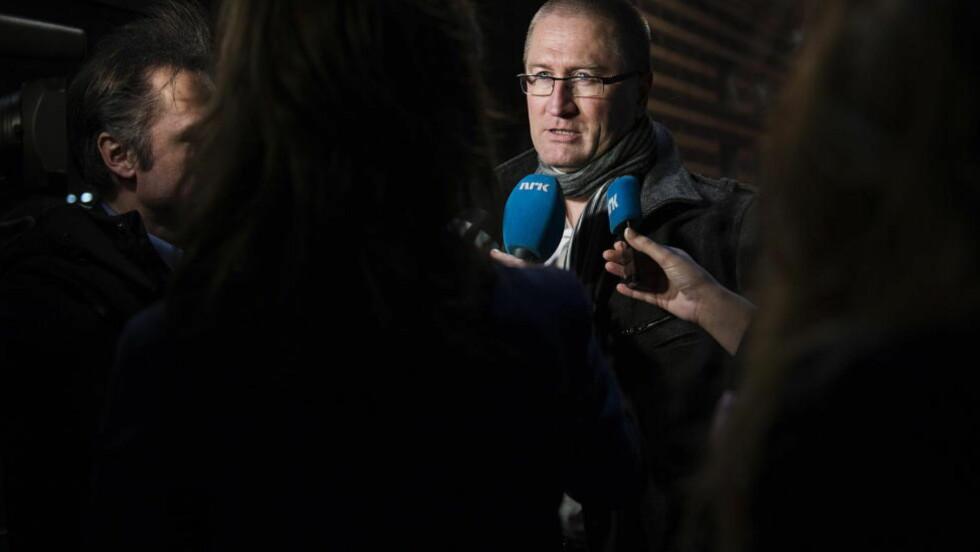 FORBANNA: Geir Bekkevold i Kristelig Folkeparti sier han er provosert over regjeringens mediepolitikk. Foto: Benjamin A. Ward / Dagbladet