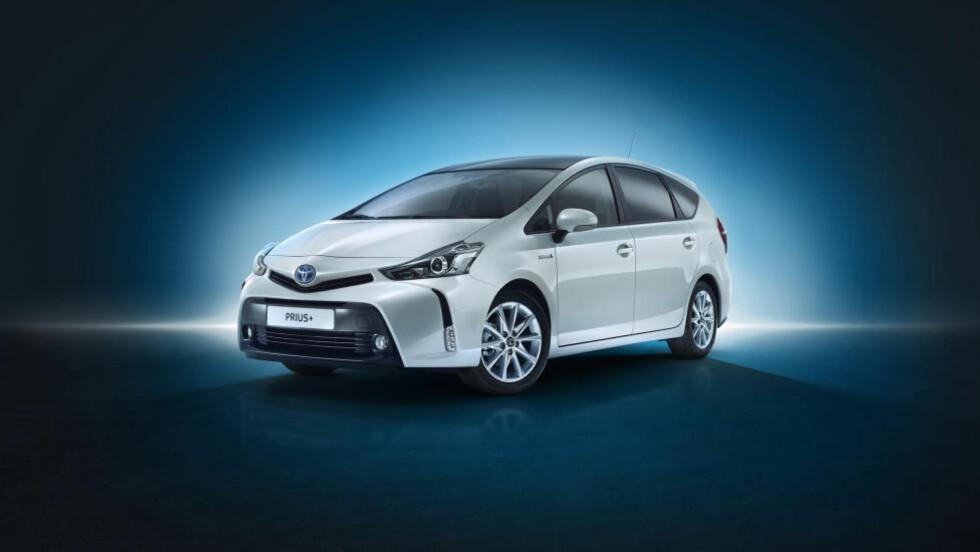 KOMMER I JANUAR: Toyotas glupeste, med gjennomgripende forbedringer, skal være på plass i januar. Foto: TOYOTA
