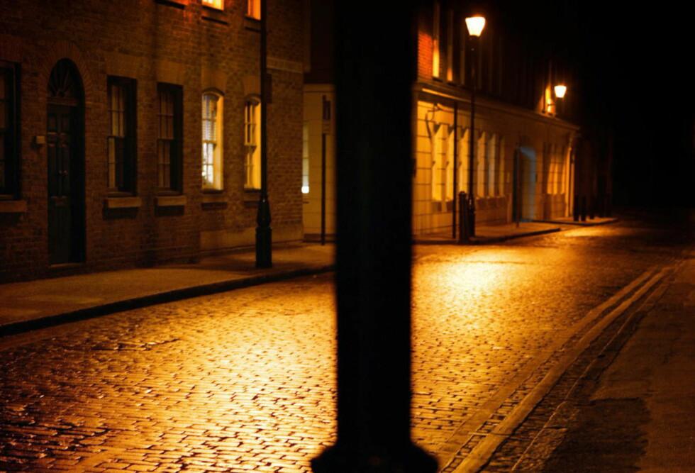 FORTSATT EN GÅTE: Jack the Ripper drepte minst fem kvinner i løpet av en kort periode i bydelen Whitechapel i London i 1888. Her ble ett av hans ofre, Mary Kelly, funnet. Foto: Nina Ruud/Dagbladet