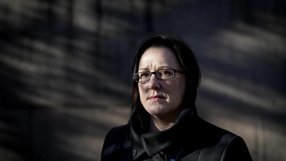 JØDEDEPORTASJONEN: Marte Michelet debuterer med bok om jødedeportasjonen fra Norge under andre verdenskrig. Foto: Anita Arntzen / Dagbladet