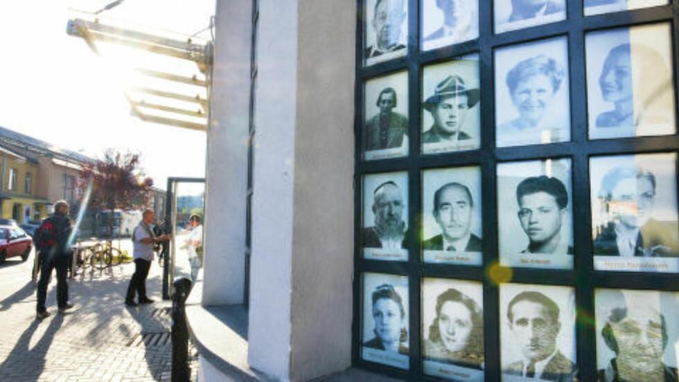 <strong>SCHINDLERS FABRIKK:</strong> Steven Spielbergs «Schindlers liste» gjorde Oskar Schindlers emaljefabrikk verdenskjent. I dag er kontorlokalene museum og Podgorcés eneste attraksjon med mange turister. Foto: GJERMUND GLESNES