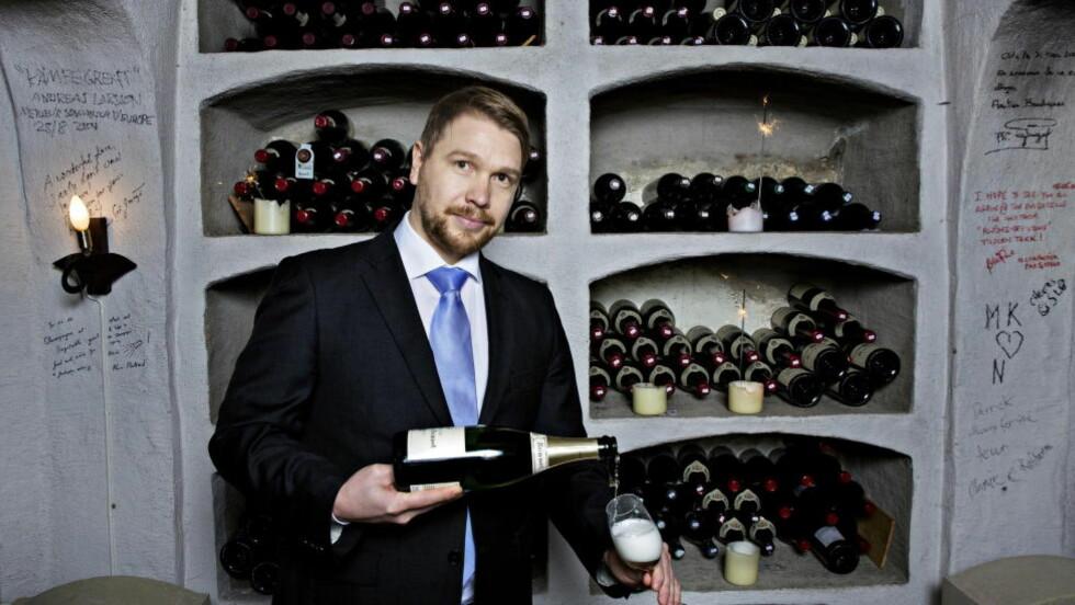 SPESIELLE EGENSKAPER:  Kun de aller færreste vinene har mulighet for å lagres og har noe å hente på dette. Foto: NINA HANSEN