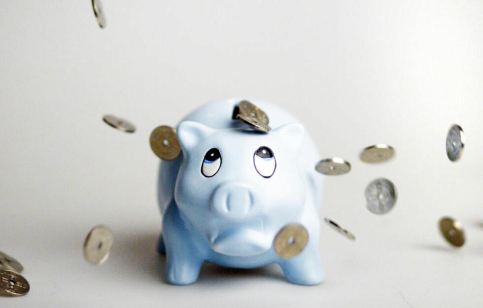 LATSKAP:  - Bankene tar det for gitt at folk flest syns det er mest behagelig å bli der de er, og at de ikke gidder å sammenlikne priser, sier Reid Krohn-Pettersen, sjeføkonom i Norsk Familieøkonomi. Foto: SARA JOHANNESEN / NTB SCANPIX