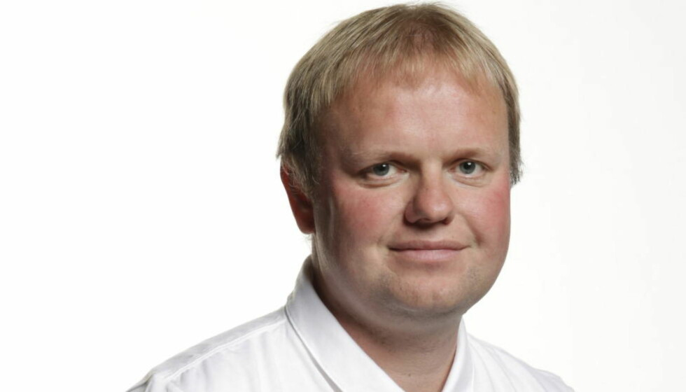 ASSISTENT:  Roger Finjord  er assistenttrener for det norske kvinnelandslaget i fotball. Foto: Håkon Mosvold Larsen / NTB Scanpix