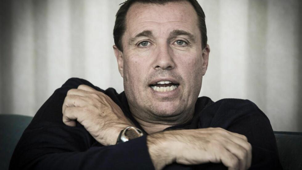 OM Å TAKLE FIASKO. Fotballtrener Tom Nordlie mener det er viktigere å snakke om nederlag enn det motsatte. Foto: Lars Eivind Bones / Dagbladet