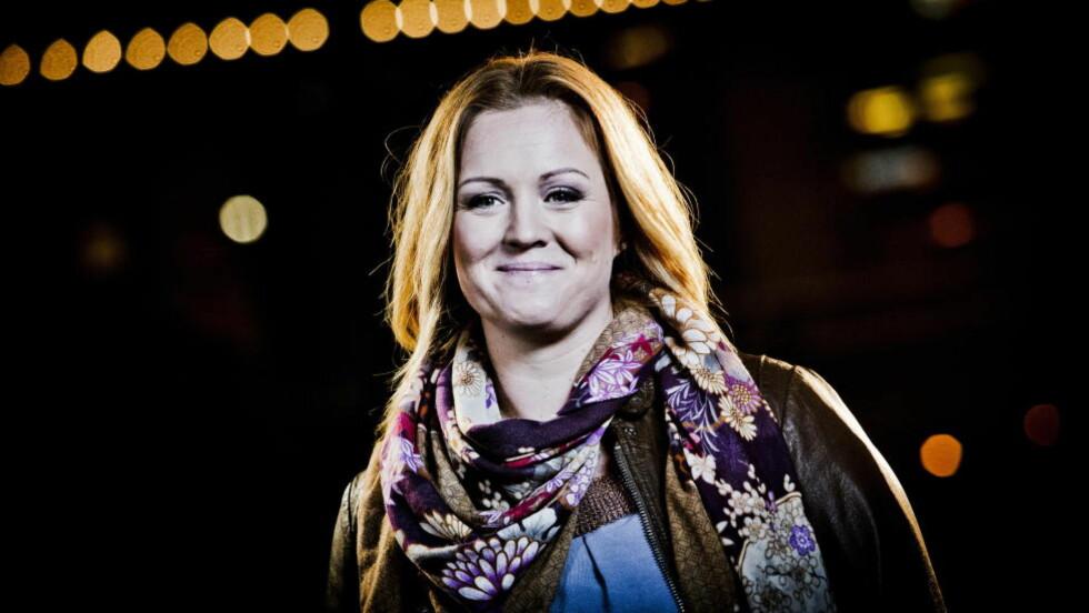 SAGT OPP: Siri Kristiansen slutter i sin faste jobb i NRK. Hun er kjent som programleder i «Rådet». Foto: Jonas Jeremiassen Tomter/NRK P3