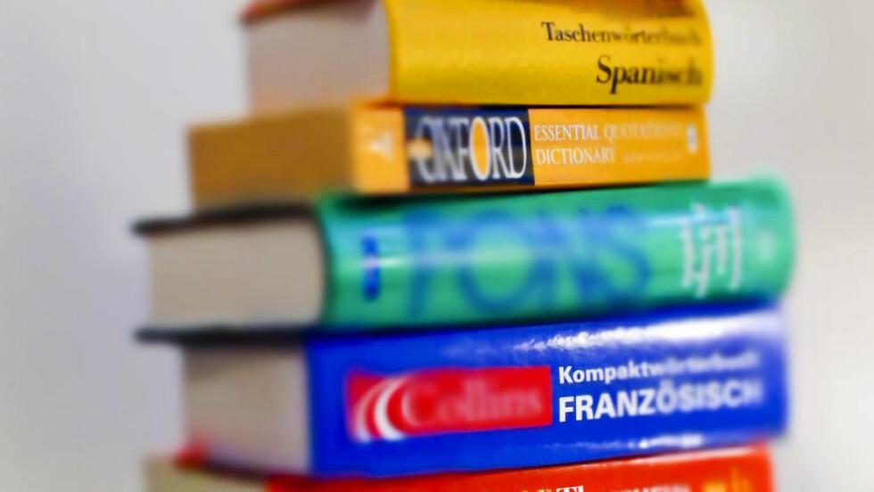 MANGE VALG: Flest ungdomskolelever velger spansk, men det har ikke næringslivet bruk for, ifølge en spørreundersøkelse gjort av forskningsinstituttet NIFU for Næringslivets Hovedorganisasjon (NHO). Illustrasjonsfoto: Colourbox