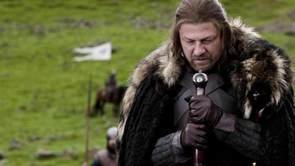 VIL HA MER: Mange statister ønsker sterkt å være med i HBO-serien «Game of Thrones». Foto: AP/HBO