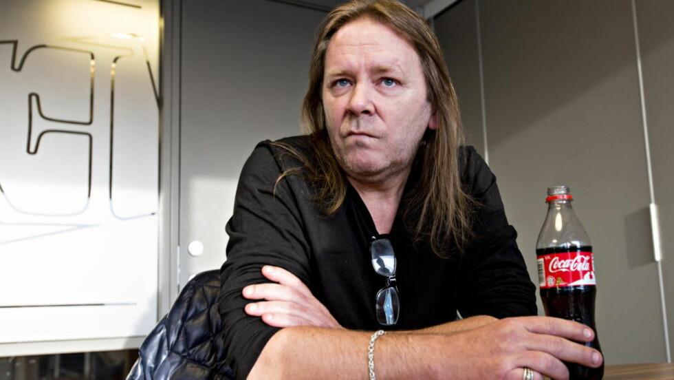 FÅR ERSTATNING: Tom Hansen unnlot å levere selvangivelse i 2003 - noe som førte til at han fikk et forelegg. Da dette ikke ble betalt, ble han sendt i fengsel. Han sonet over tre måneder, til tross for at han bare skulle sone i 17 dager. Foto: Torbjørn Berg / Dagbladet